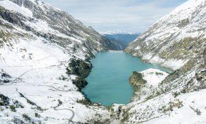 Powerful Beauty: Exploring Kaprun's High Mountain Reservoirs