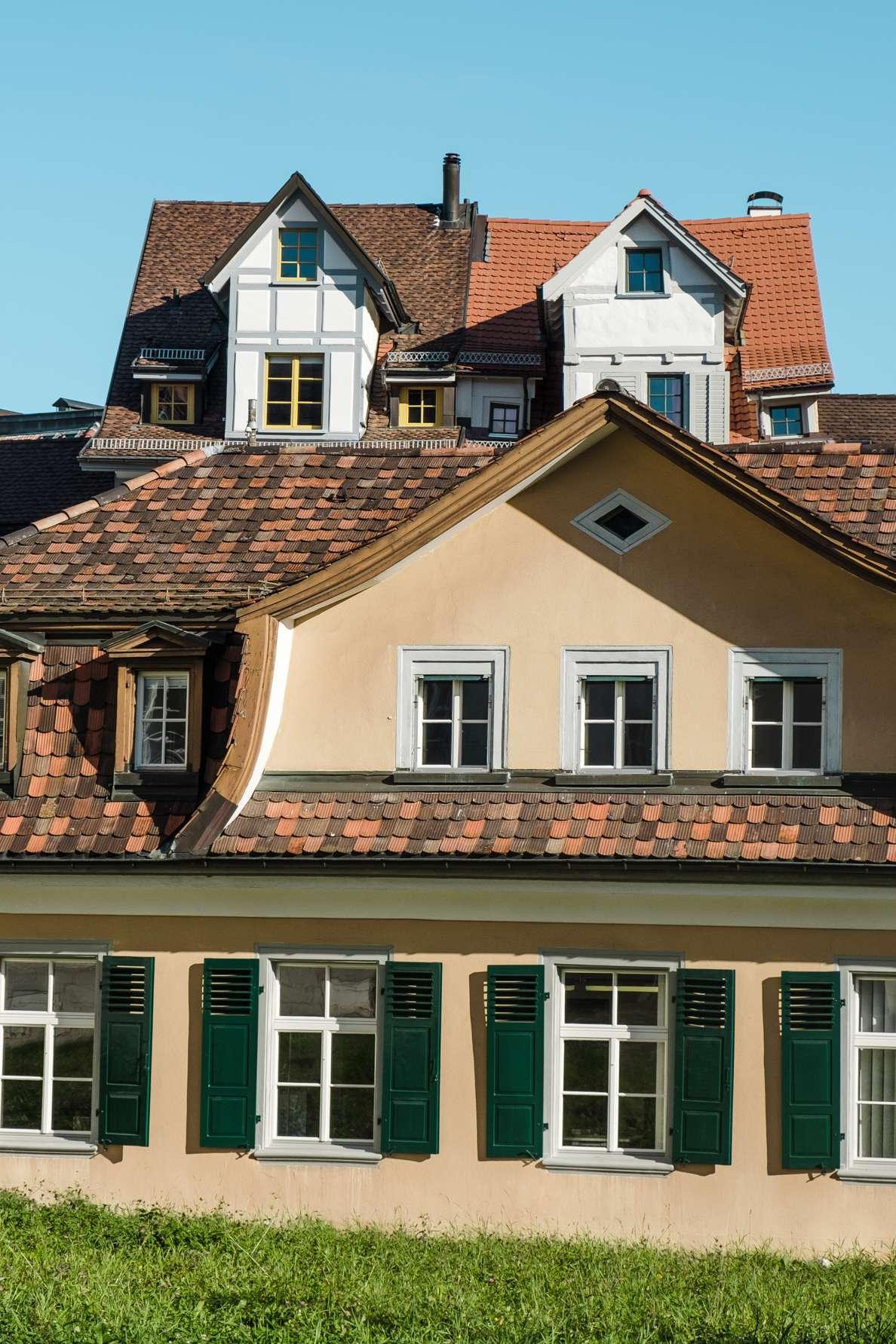 Cute house in St. Gallen center