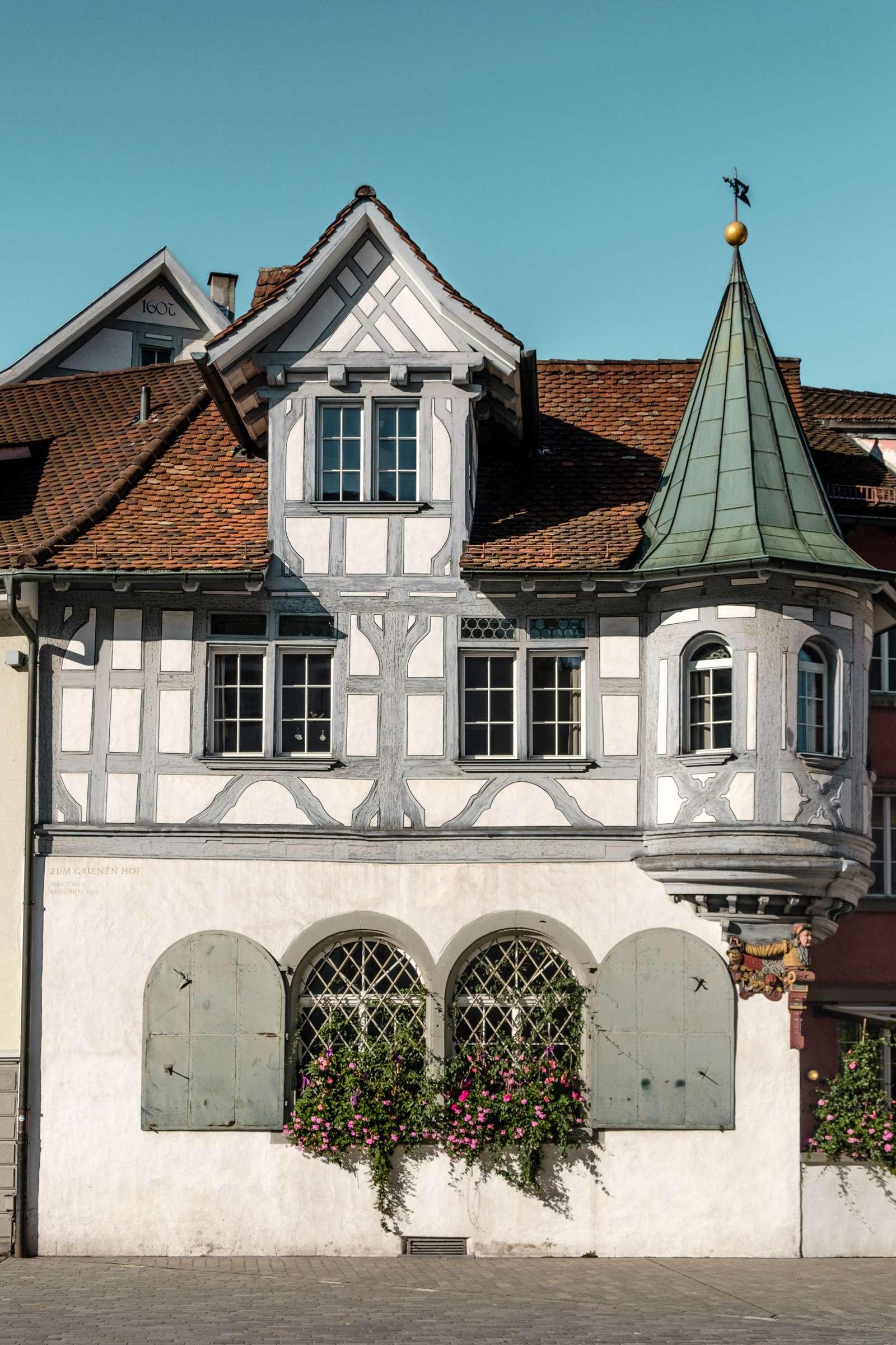 Cute house in St. Gallen