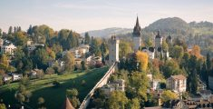Wild and without worries in Lucerne