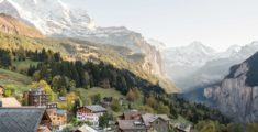 Wild and without money: Hiking Kleine Scheidegg