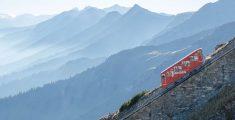 Wild and without a conscience: Interlaken & Niesenbahn