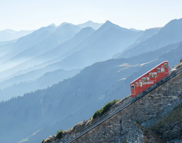 Wild and without a conscience: Interlaken & Niesenbahn