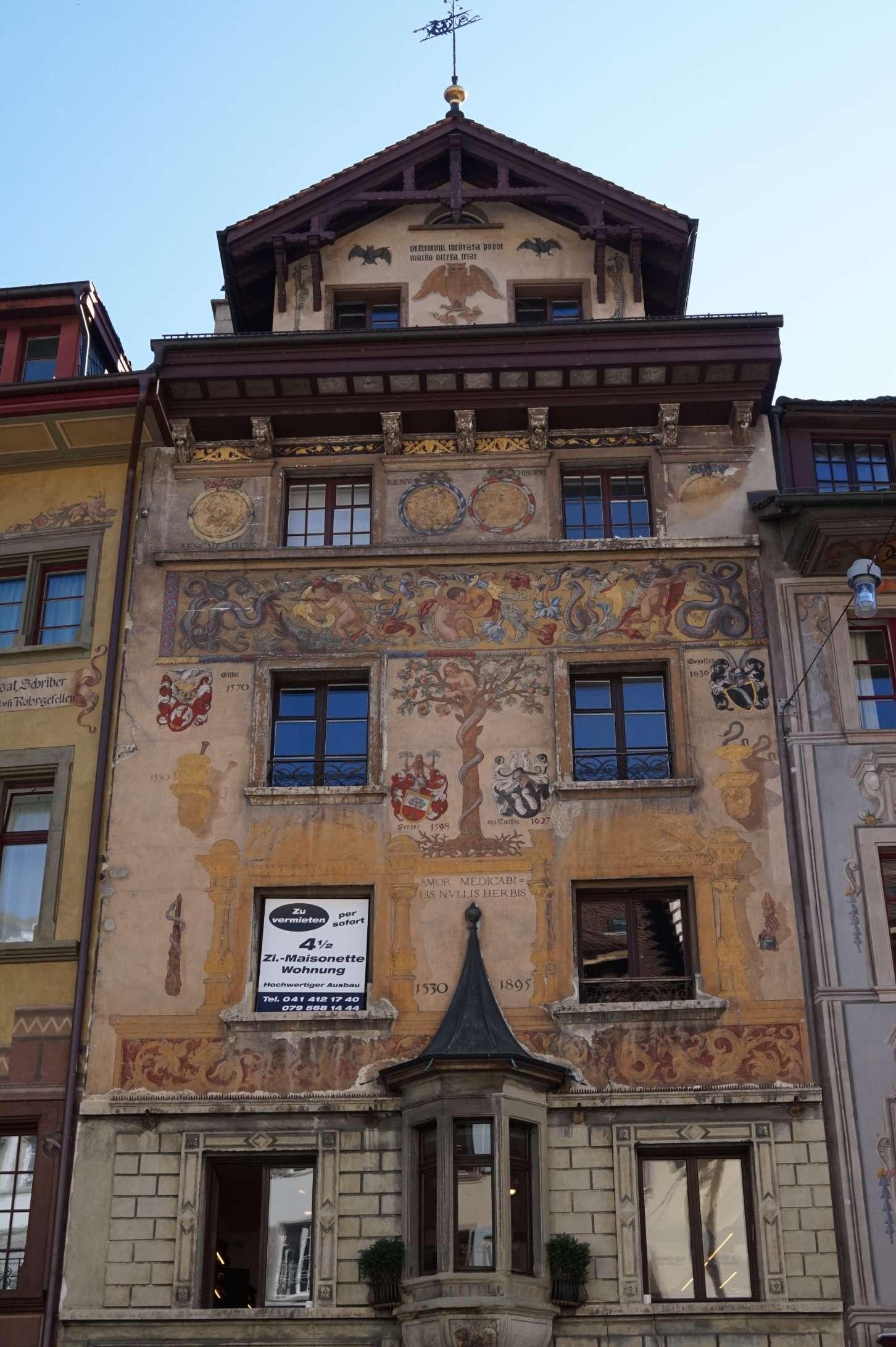 Old house Lucerne