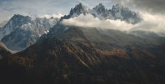 Wild and without a plan: Mont Blanc