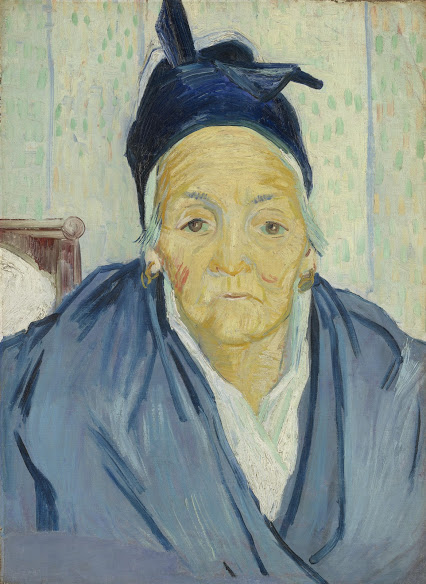 van Gogh: An Old Woman of Arles