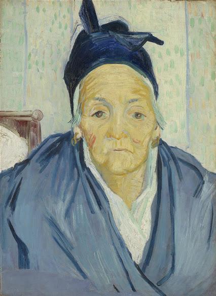 van Gogh: An Old Woman of Arles