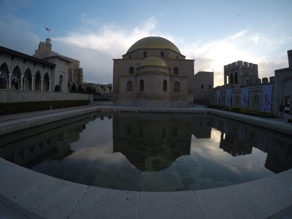 Mosque in Rabati Castle, Samtskhe-Javakheti