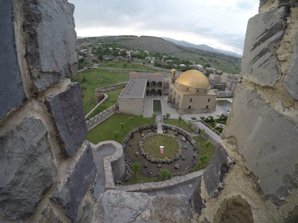 Rabati Castle from above 2, Samtskhe-Javakheti