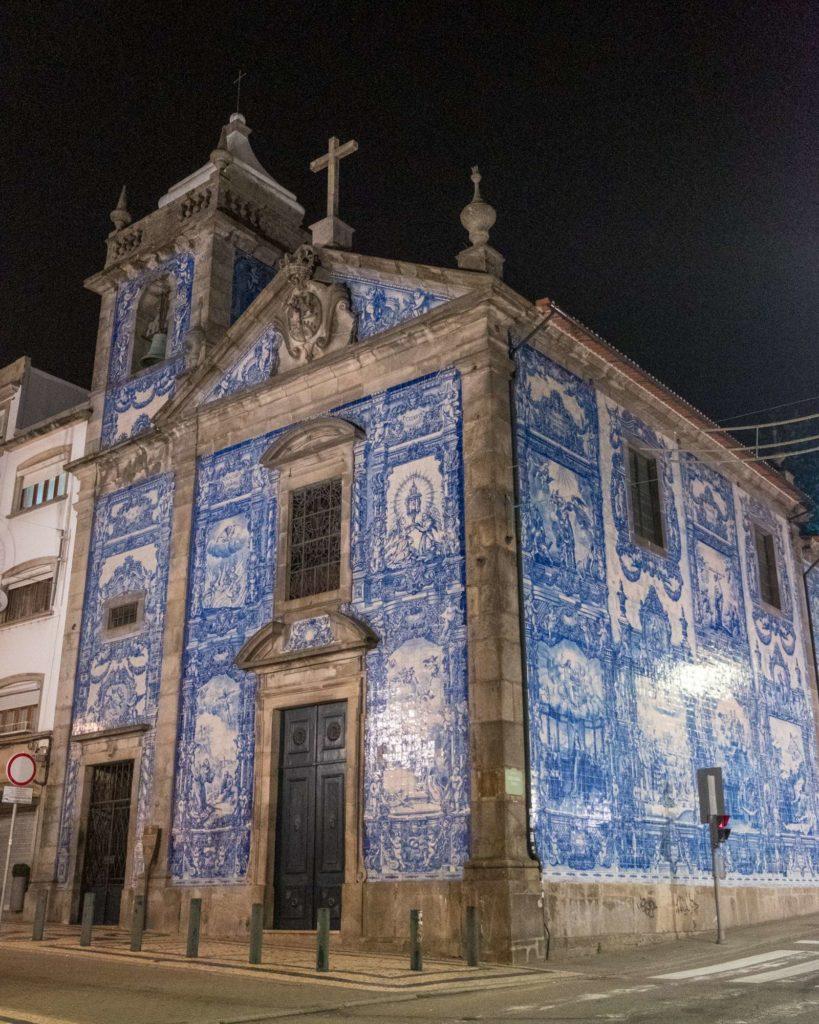 Chapel of Souls of night