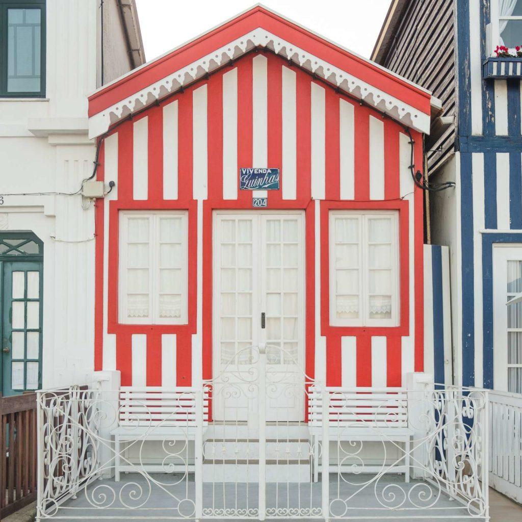 Costa Nova cute red house