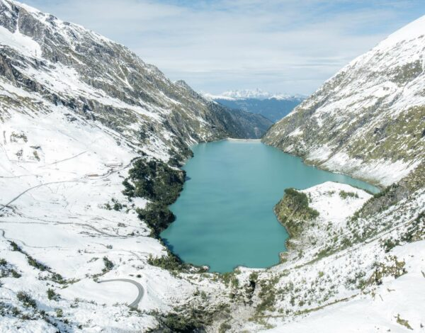 Powerful Beauty: Exploring Kaprun's High Mountain Reservoirs