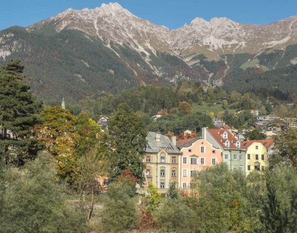 Wild and never without schnaps: Innsbruck