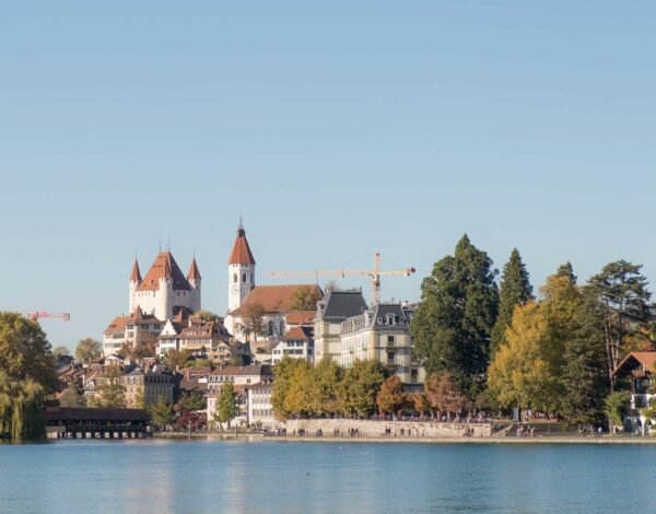Fun in Thun: A pit stop on the way to Bern