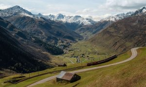 A hitchhiker's dream: Road tripping through Switzerland