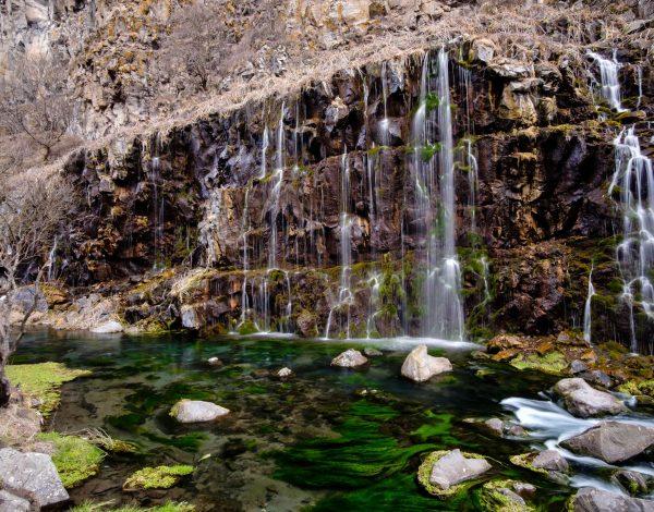 Daytripping through Kvemo Kartli to Dashbashi Canyon