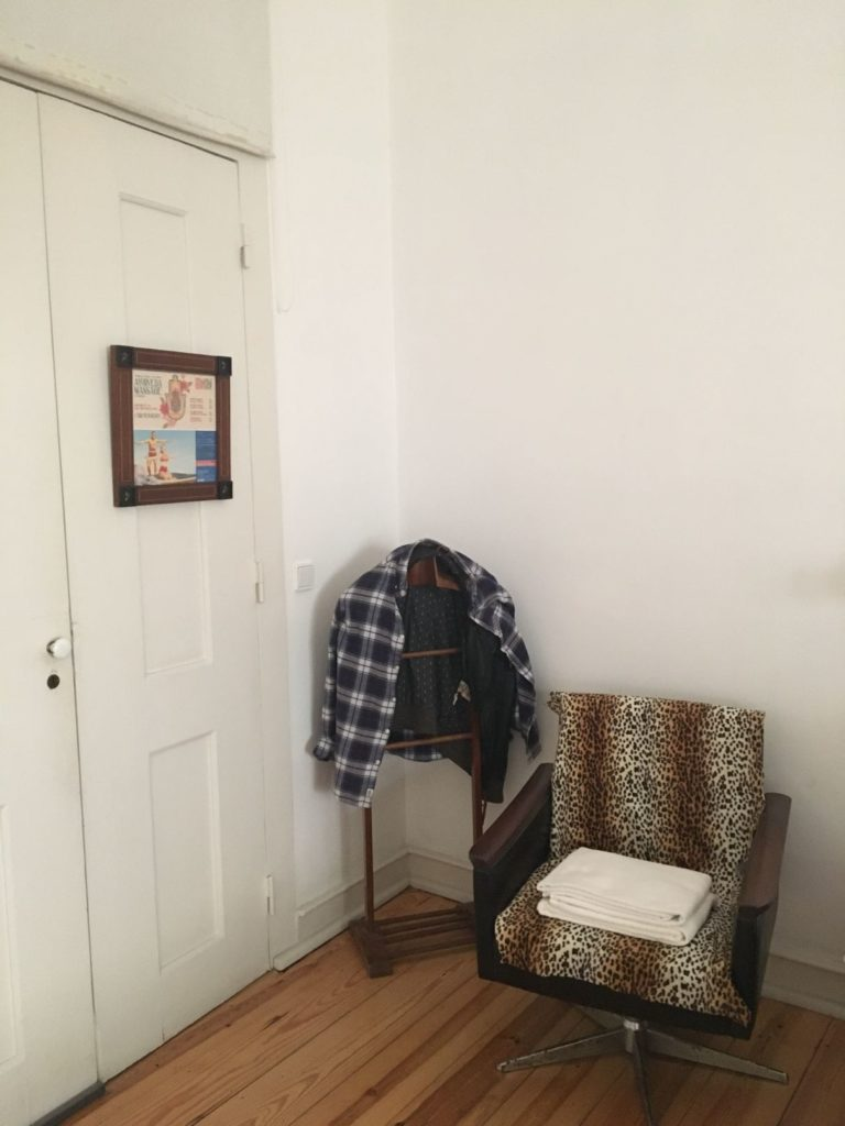 Lisbon Calling Hostel private room entrance