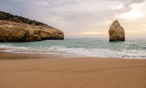 Benagil to Faro: All along the Algarve