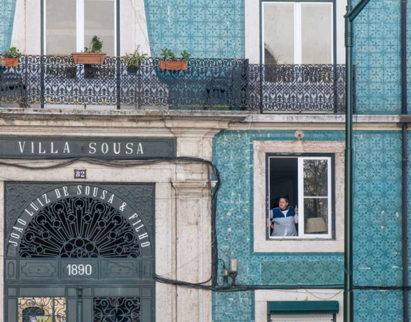 Tracing trams to find Lisbon's liveliest lookouts