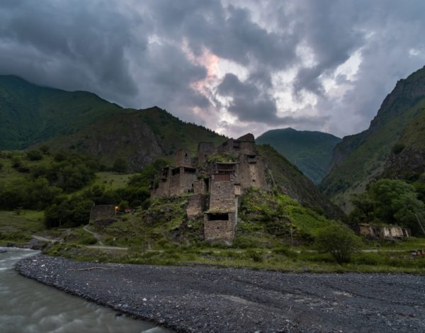 Wild,  dramatic, mystical: A trip to age-old Khevsureti